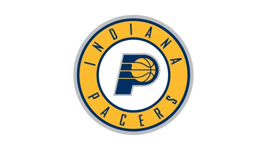 indiana pacers nba logo uhd 4k wallpaper