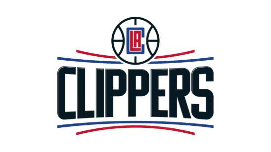 los angeles clippers nba logo uhd 4k wallpaper