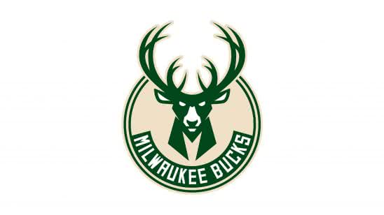 milwaukee bucks nba logo uhd 4k wallpaper
