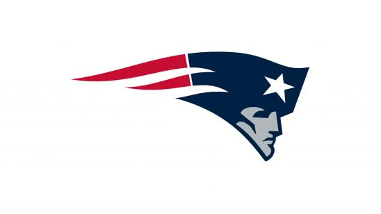 new england patriots nfl logo uhd 4k wallpaper