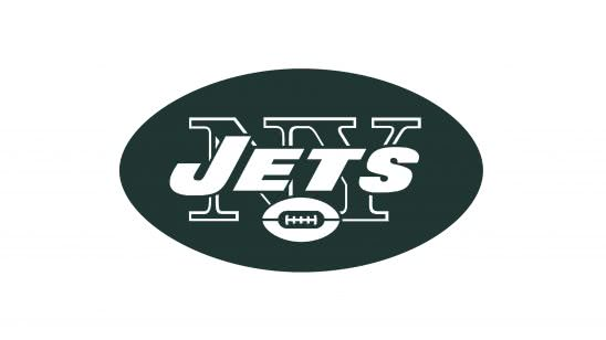 new york jets nfl logo uhd 4k wallpaper