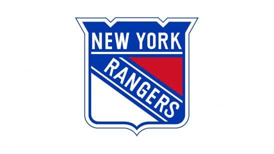 new york rangers nhl logo uhd 4k wallpaper