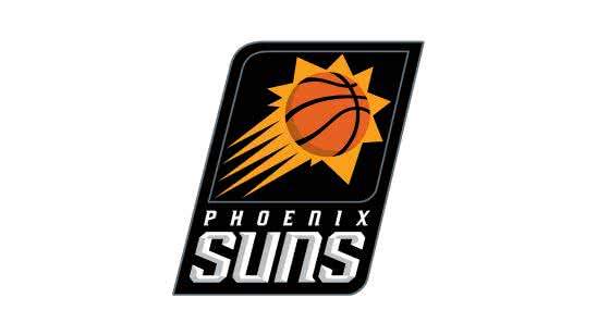 phoenix suns nba logo uhd 4k wallpaper