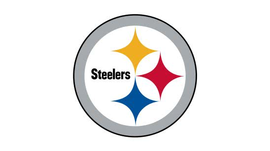 pittsburgh steelers nfl logo uhd 4k wallpaper