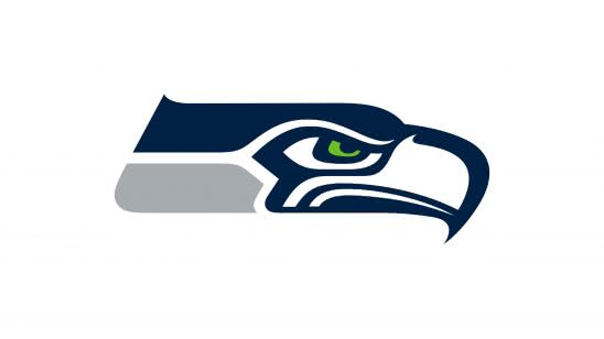 seattle seahawks nfl logo uhd 4k wallpaper