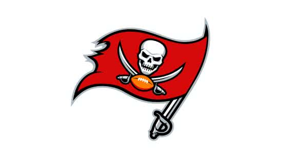 tampa bay buccaneers nfl logo uhd 4k wallpaper