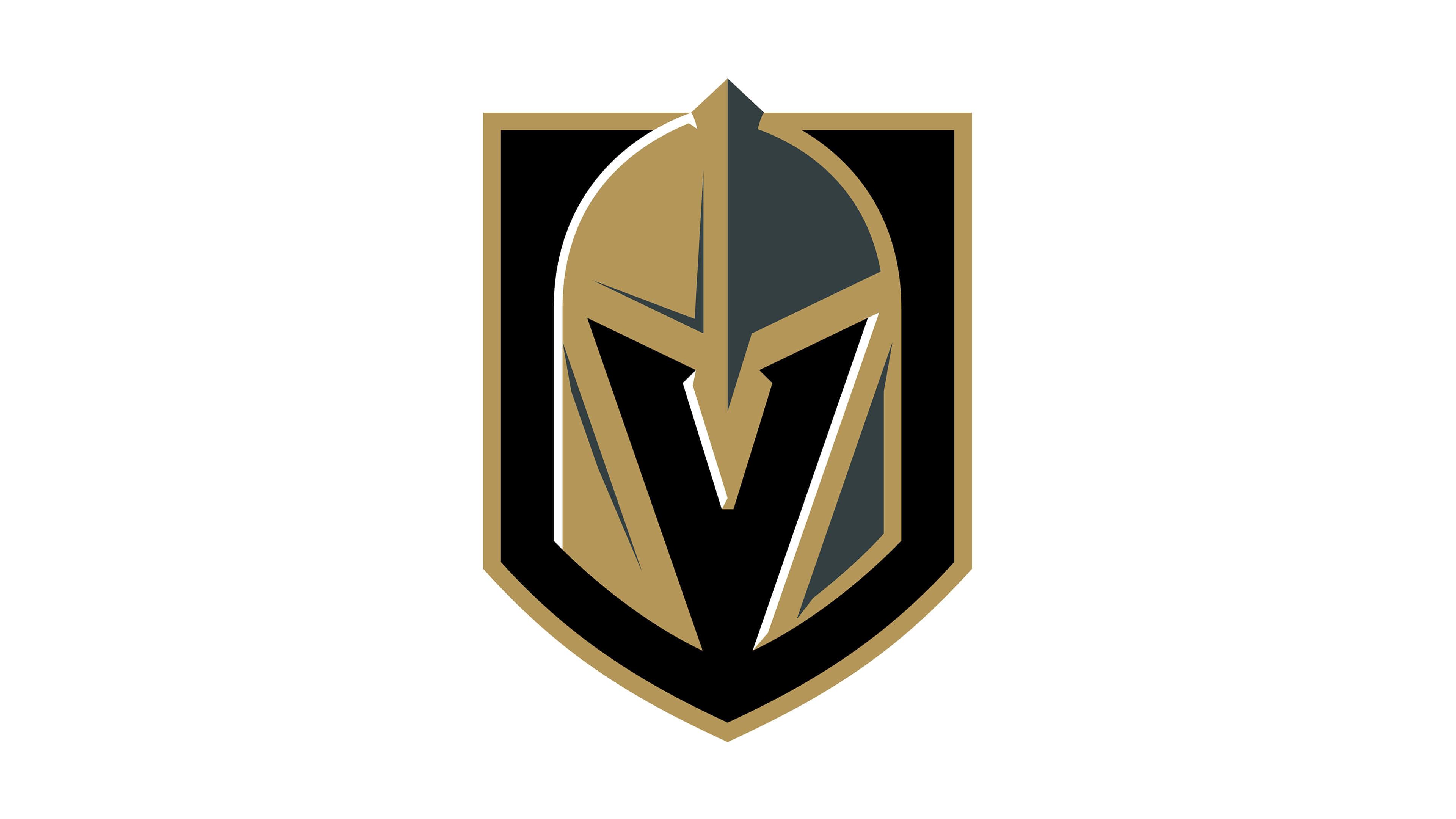 Vegas Golden Knights Nhl Logo Uhd 4k Wallpaper Pixelz