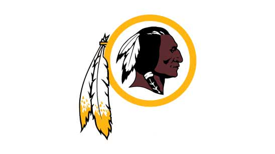 washington redskins nfl logo uhd 4k wallpaper
