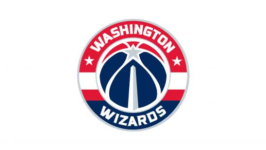 washington wizards nba logo uhd 4k wallpaper