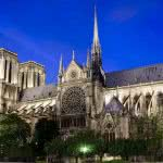 Cathedrale Notre Dame Paris France