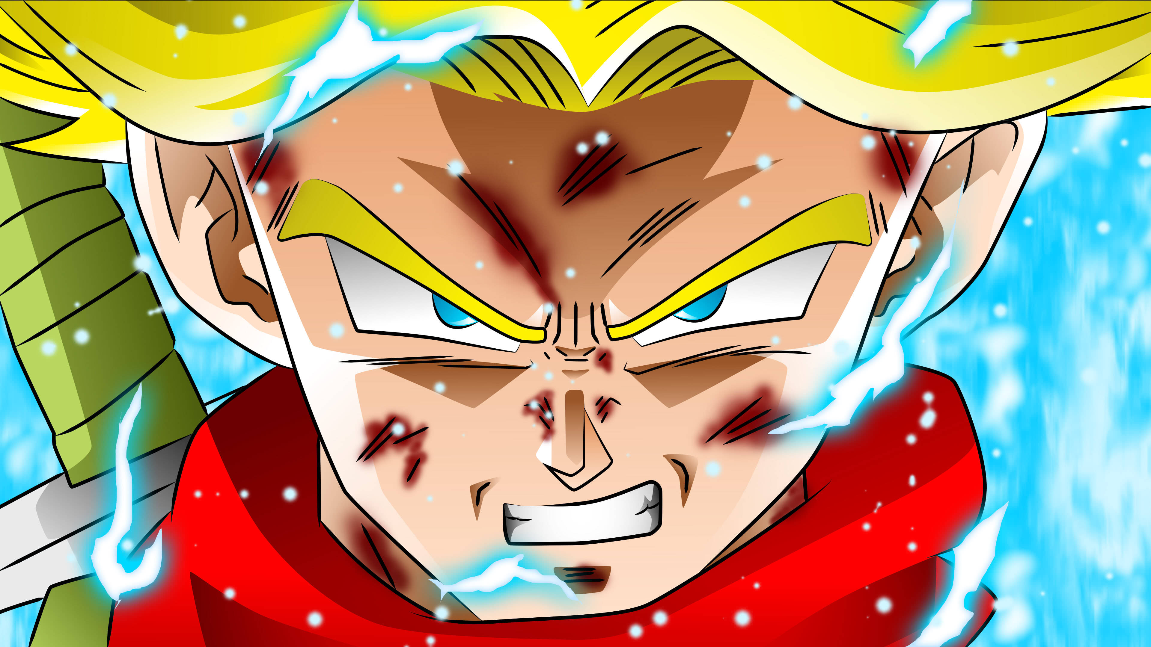 Dragon Ball Future Trunks Portrait Uhd 4k Wallpaper Pixelz