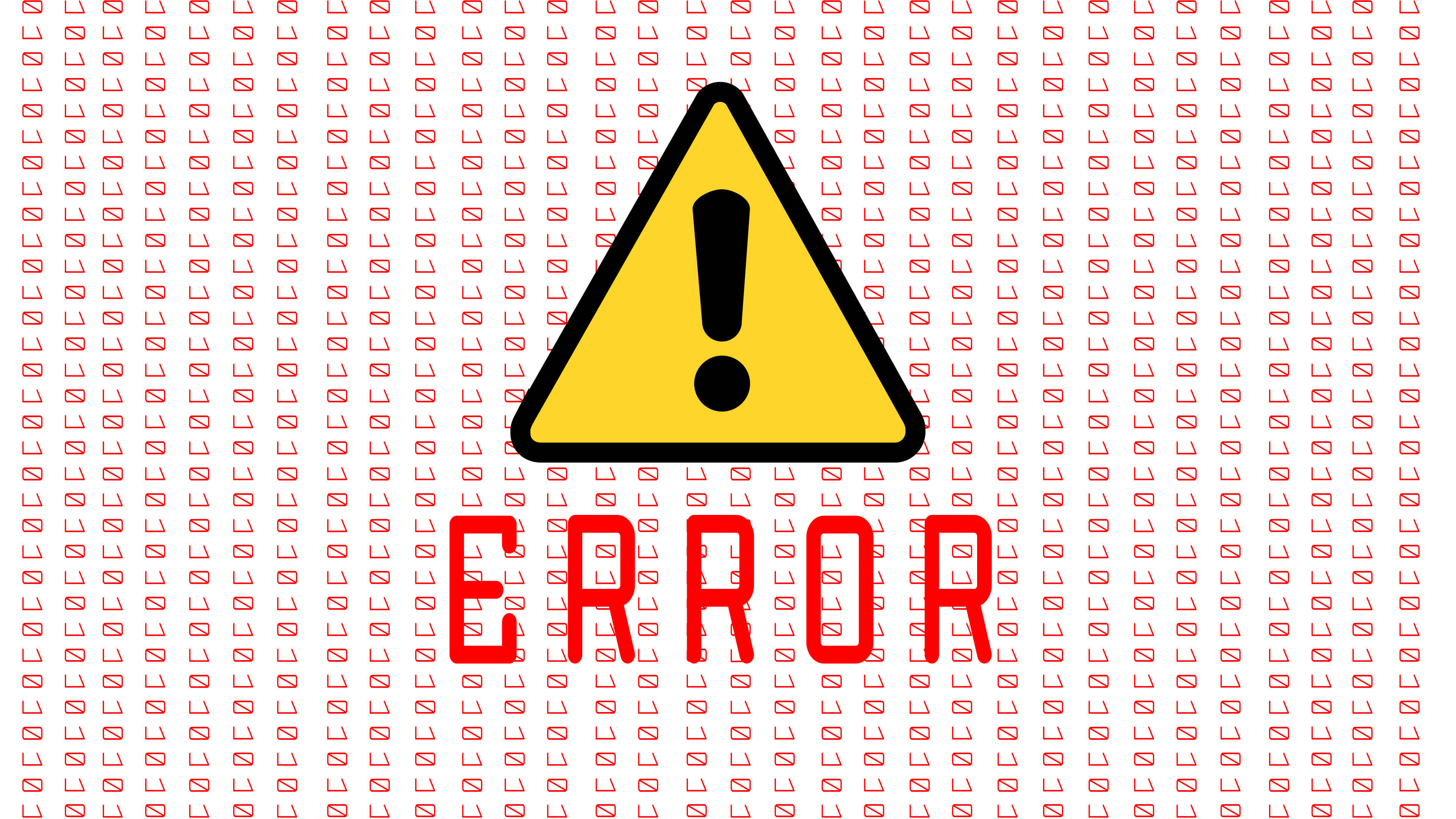 error message uhd 4k wallpaper