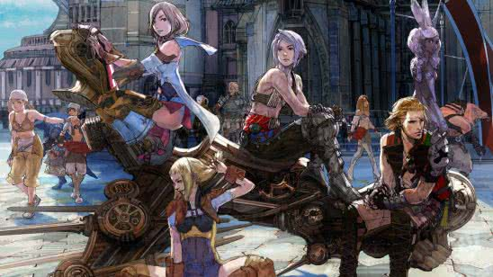 final fantasy xii the zodiac age uhd 4k wallpaper