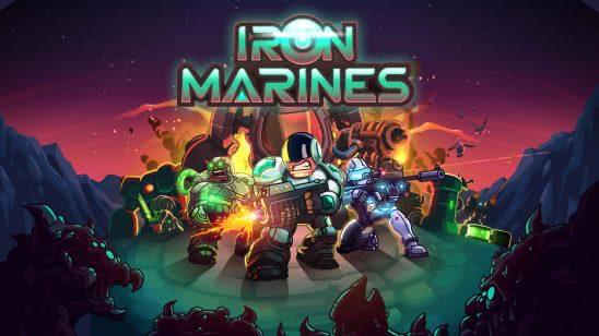 iron marines uhd 4k wallpaper