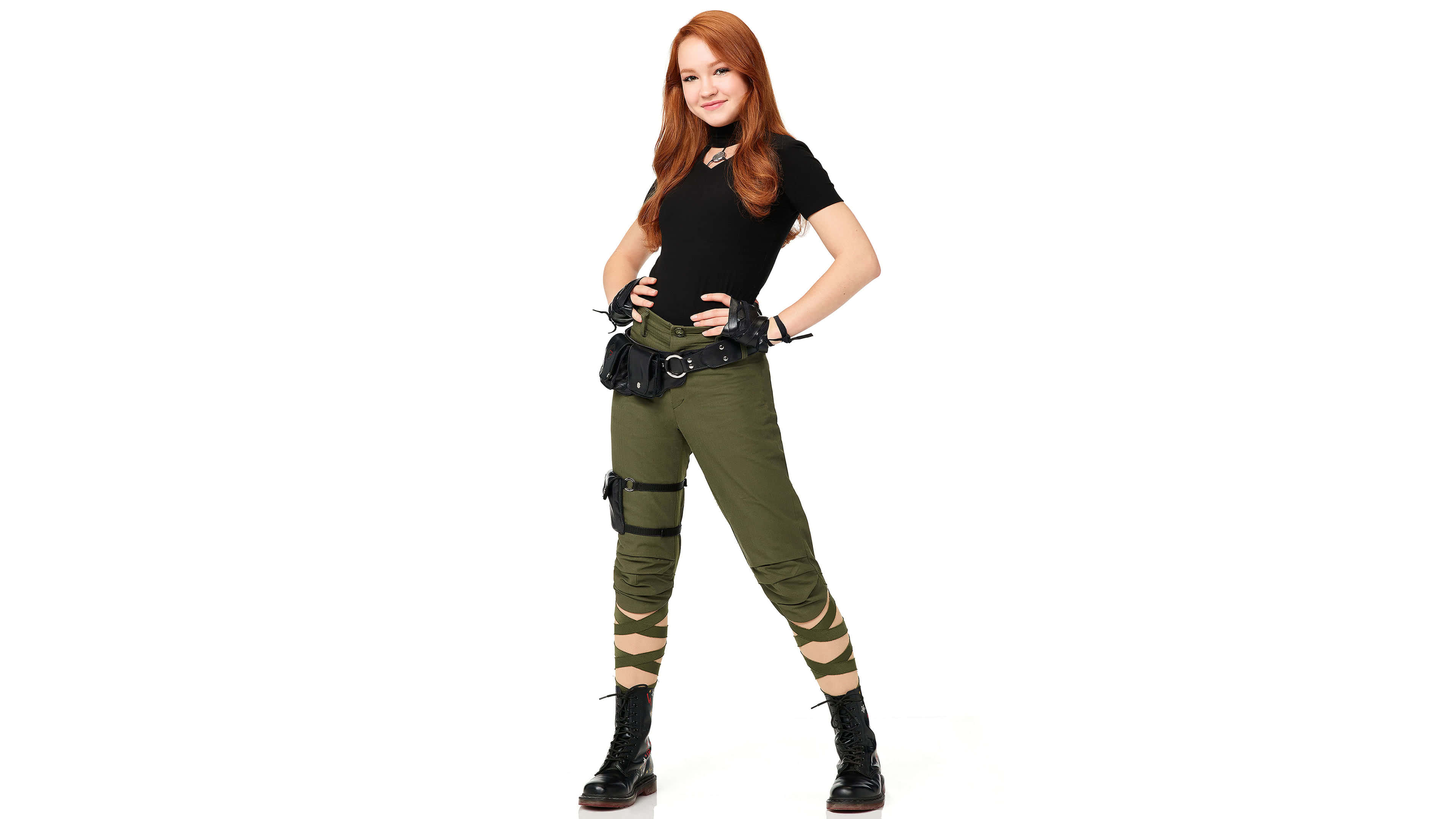 kim possible sadie stanley uhd 4k wallpaper