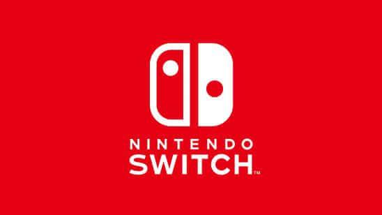 nintendo switch logo uhd 4k wallpaper