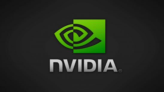 nvidia logo uhd 4k wallpaper