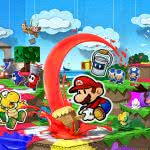 paper mario color splash uhd 4k wallpaper