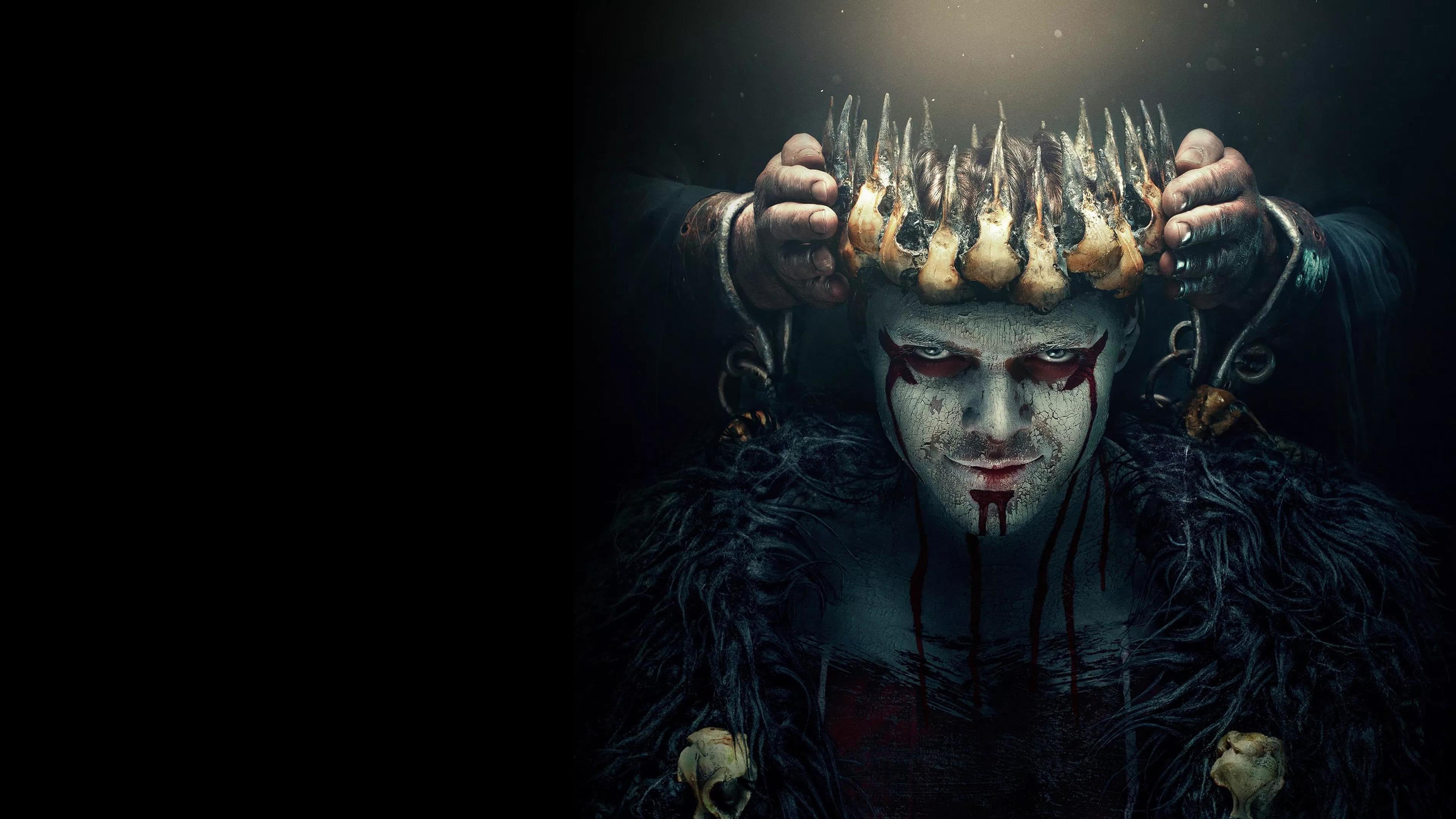 vikings ivar the boneless crown uhd 4k wallpaper