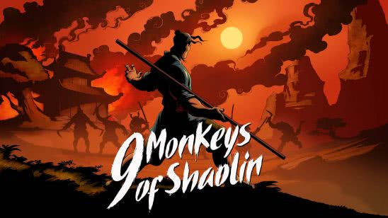 9 monkeys of shaolin uhd 4k wallpaper