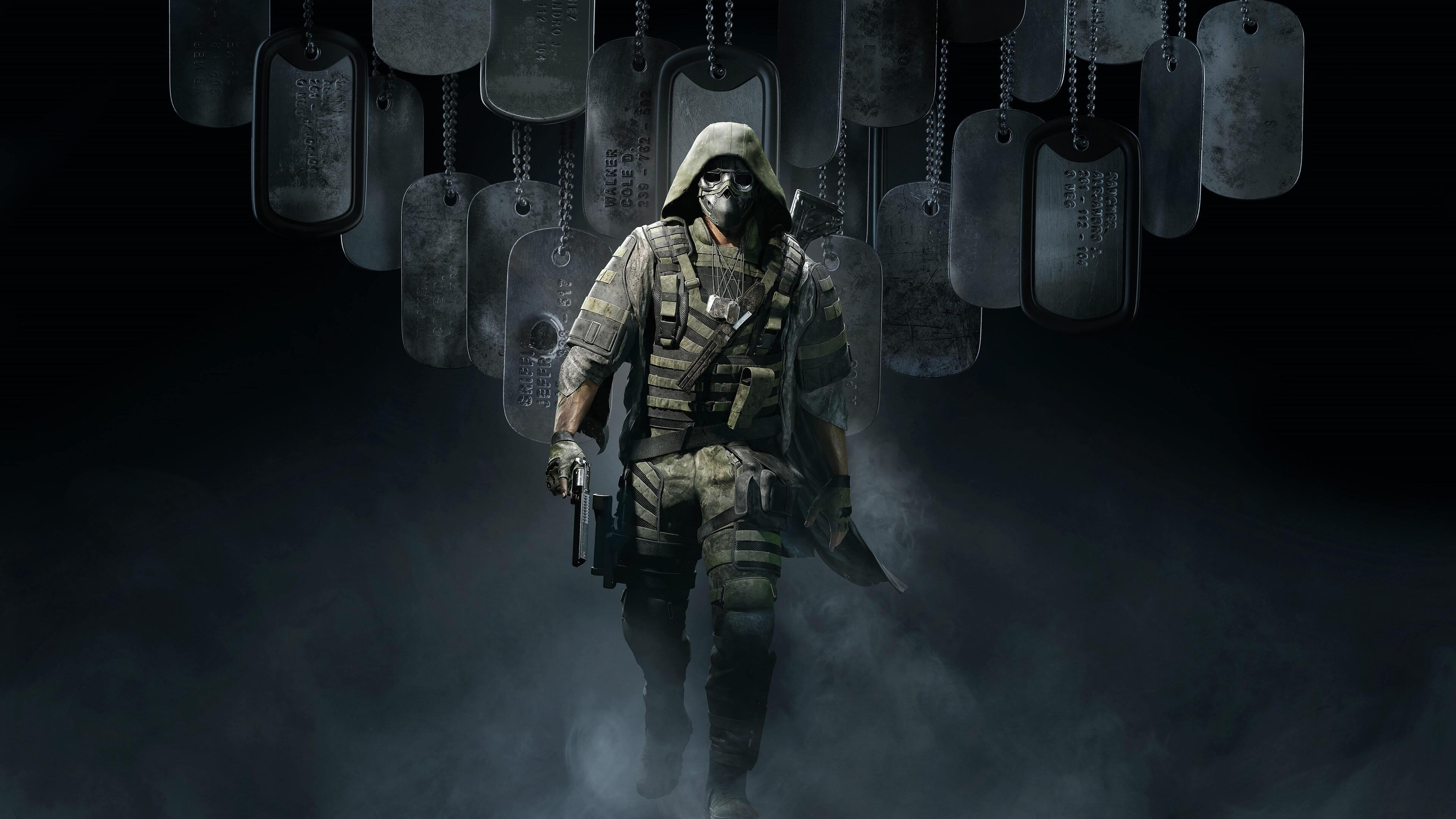Tom Clancys Ghost Recon Breakpoint Uhd 4k Wallpaper Pixelz