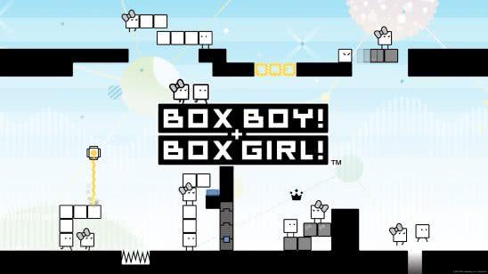box boy and box girl uhd 4k wallpaper