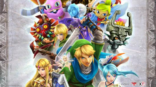 hyrule warriors characters uhd 4k wallpaper