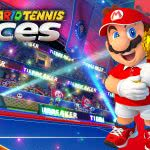 mario tennis aces trophy uhd 4k wallpaper