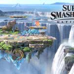 super smash brothers ultimate battlefield uhd 4k wallpaper