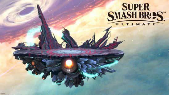 super smash brothers ultimate final destination uhd 4k wallpaper