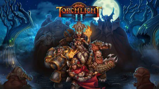 torchlight 2 uhd 4k wallpaper