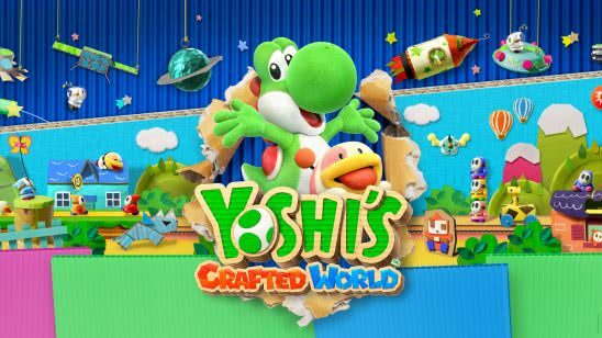 yoshis crafted world uhd 4k wallpaper