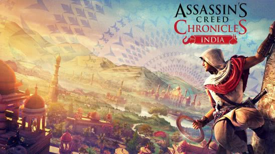 assassins creed chronicles india uhd 4k wallpaper