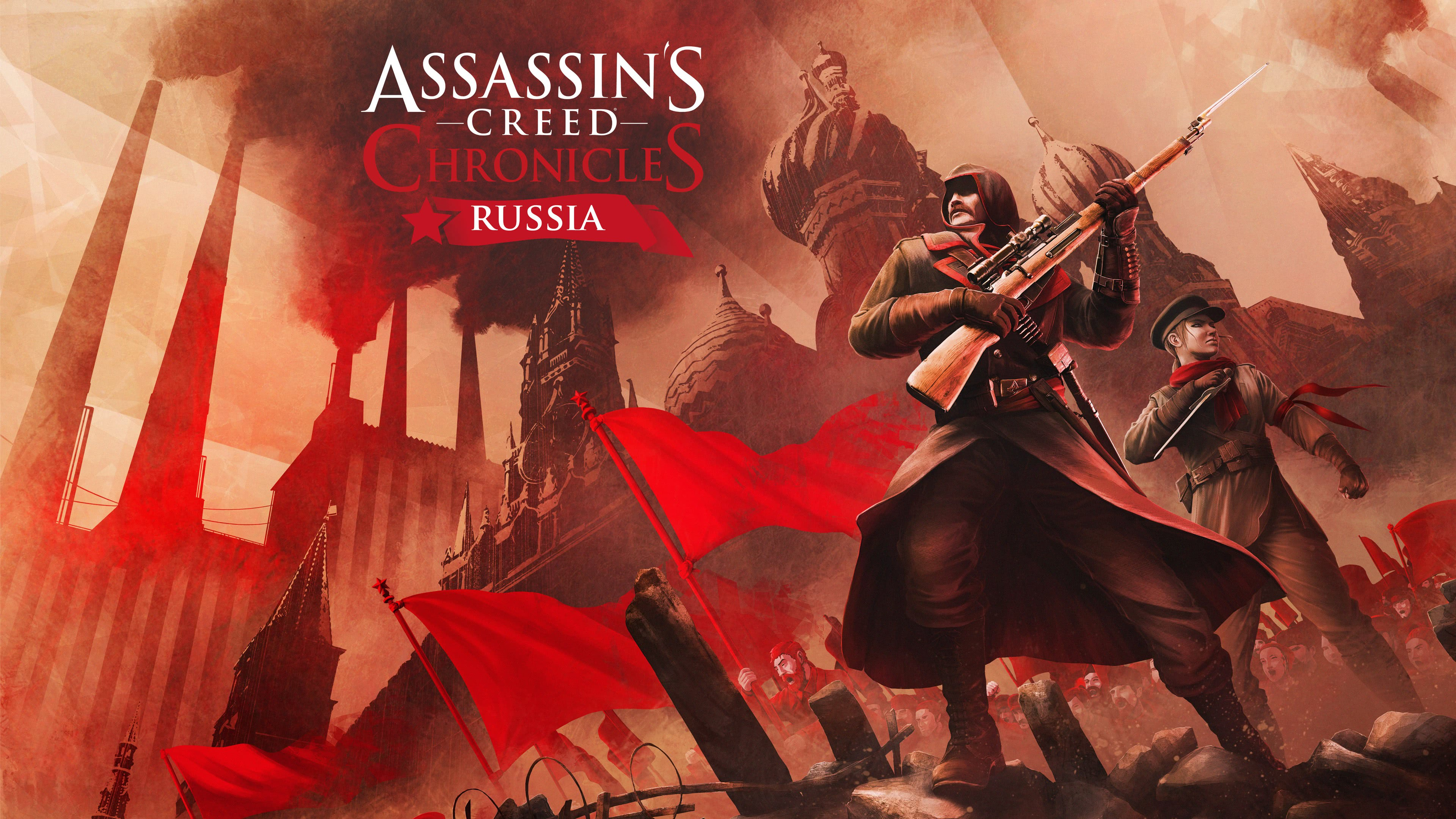 assassins creed chronicles russia uhd 4k wallpaper