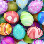 easter eggs uhd 4k wallpaper