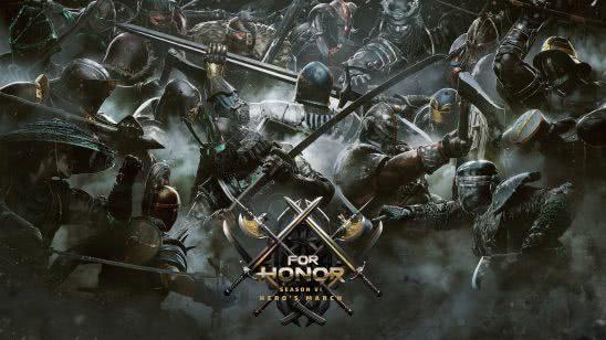 for honor season six heros march uhd 4k wallpaper