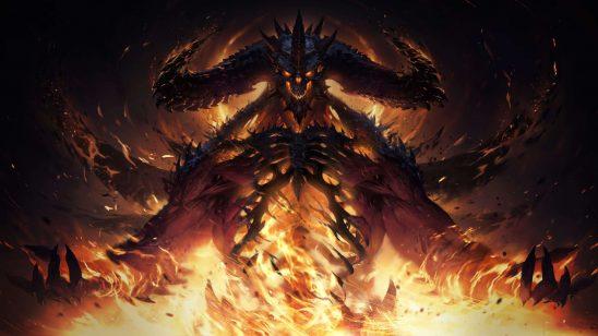 diablo immortal diablo uhd 4k wallpaper