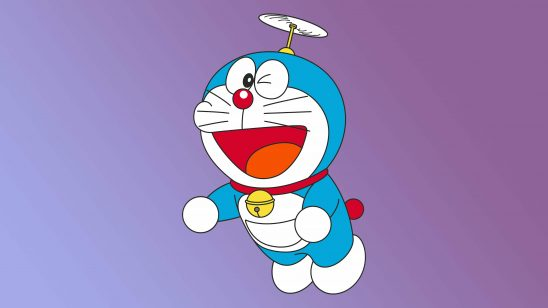 doraemon uhd 4k wallpaper