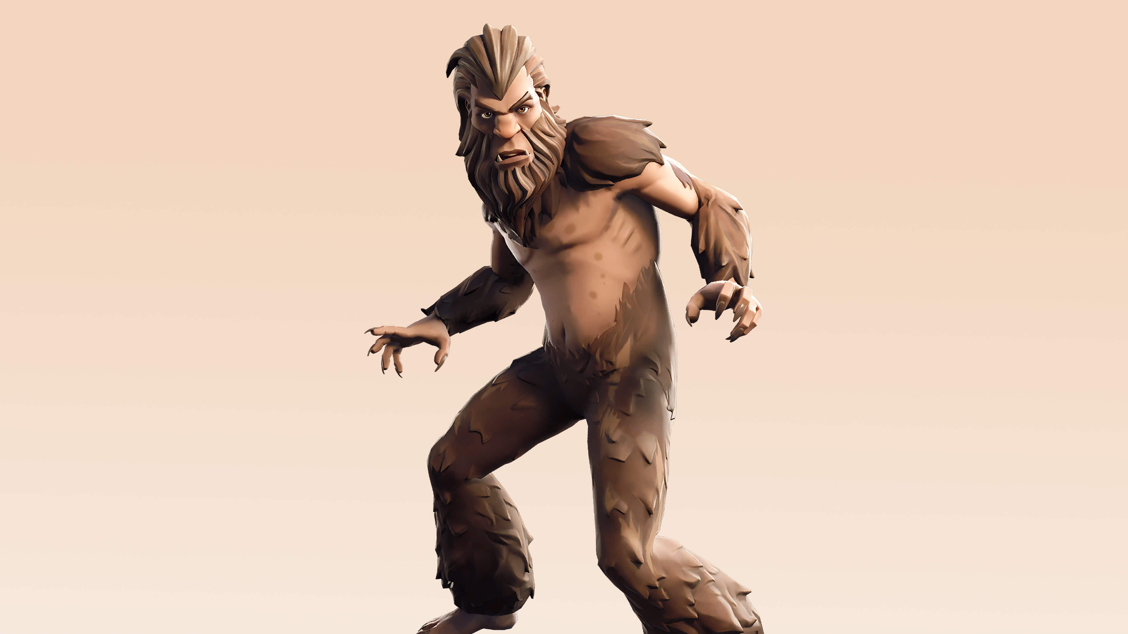 fortnite bigfoot skin outfit uhd 4k wallpaper