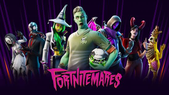 fortnite fortnitemares halloween skin outfit uhd 4k wallpaper