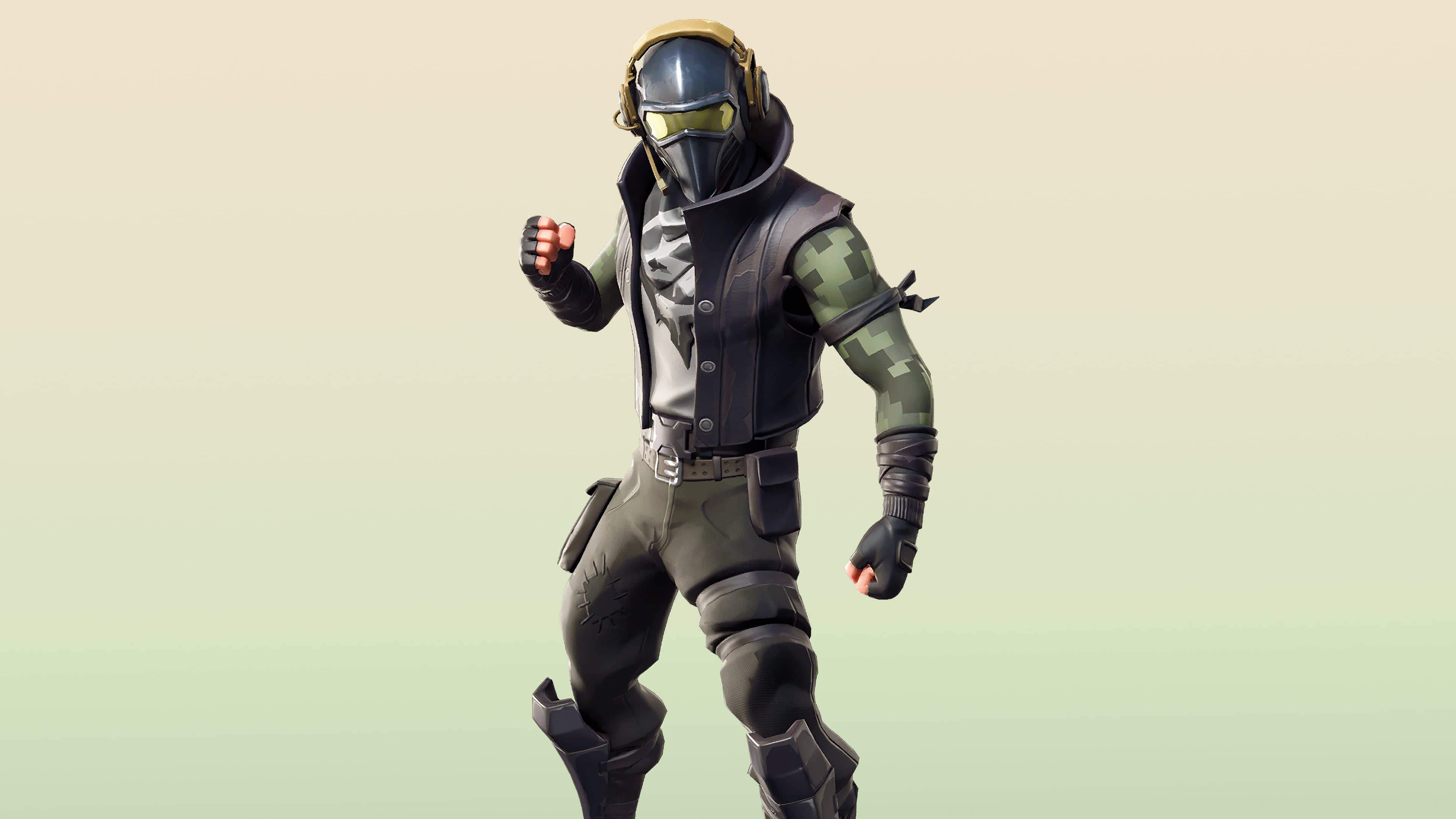 fortnite grit skin outfit uhd 4k wallpaper