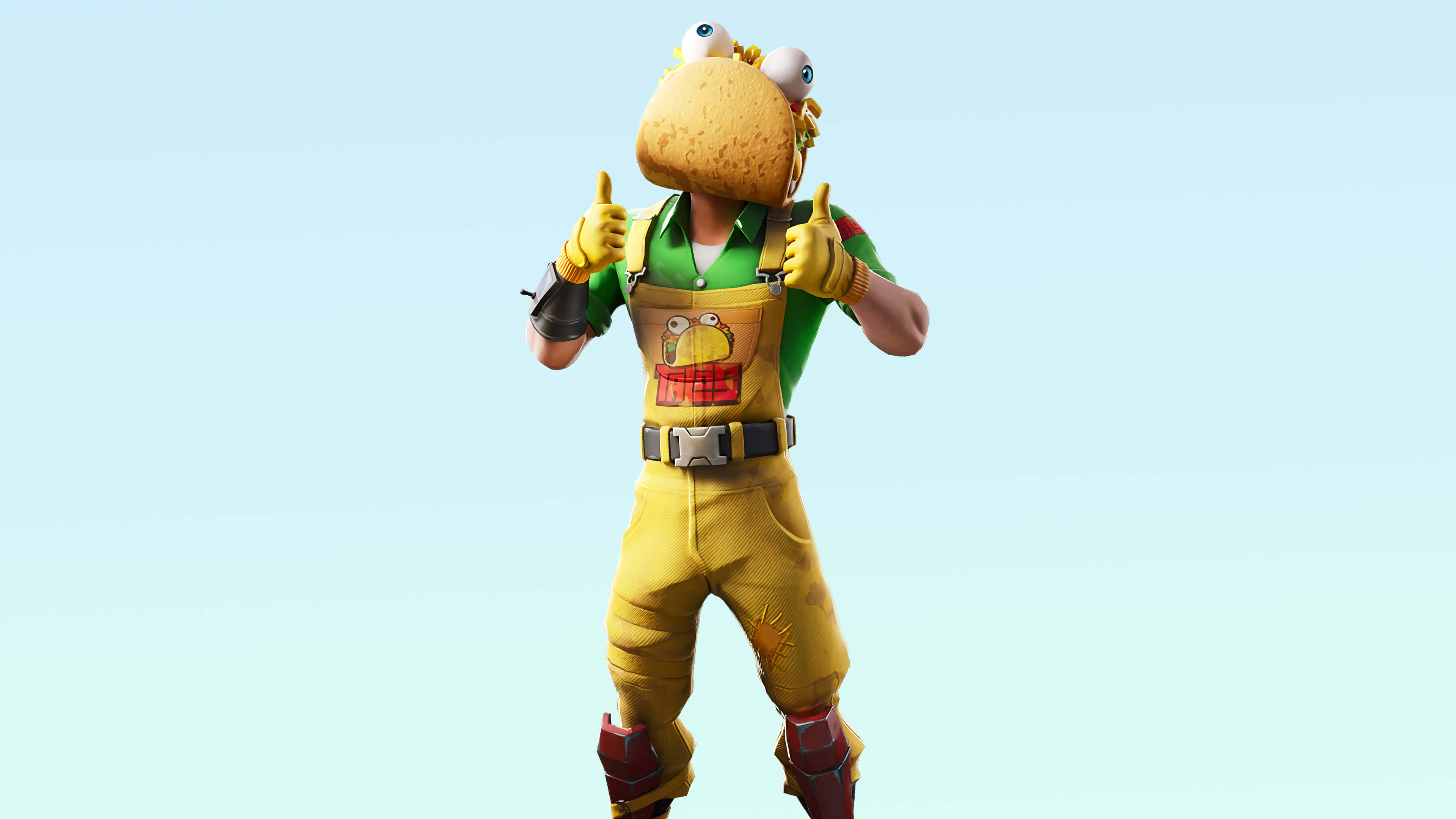 fortnite leftovers set guaco skin outfit uhd 4k wallpaper