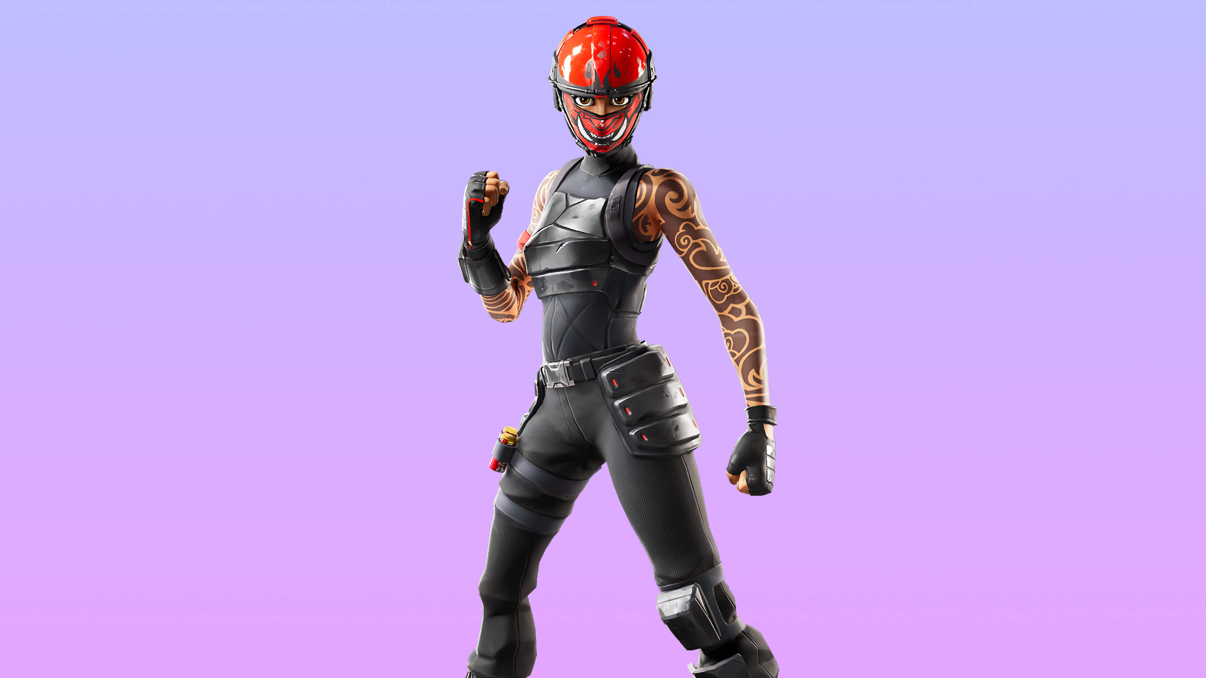 Fortnite Manic Skin Outfit Uhd 4k Wallpaper Pixelz