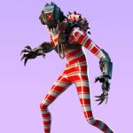 fortnite nightmare yule set kane skin outfit uhd 4k wallpaper