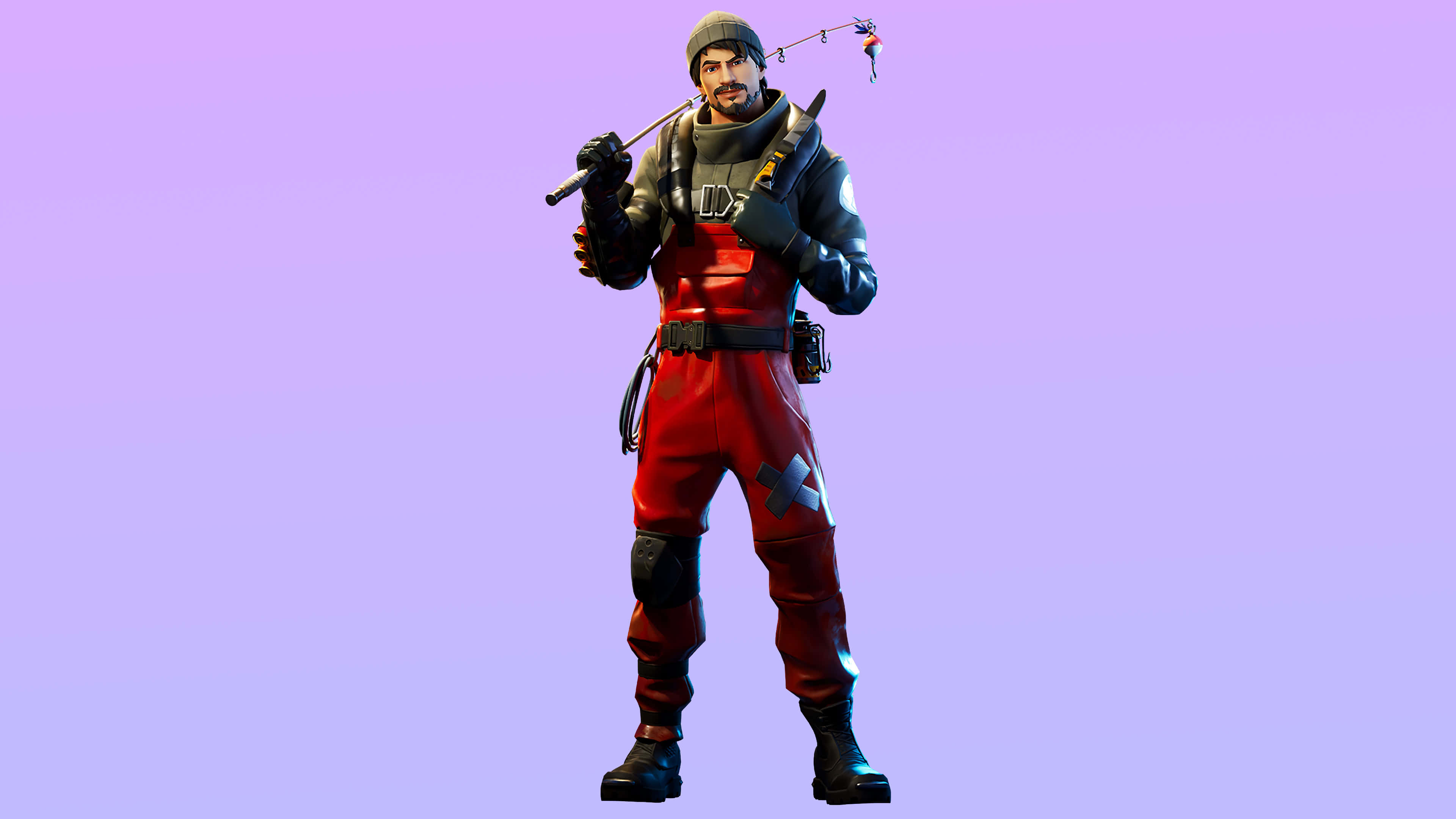 fortnite open water set turk vs riptide skin outfit uhd 4k wallpaper