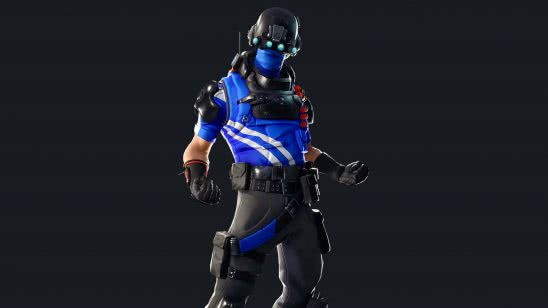 fortnite playstation plus set carbon commando skin outfit uhd 4k wallpaper