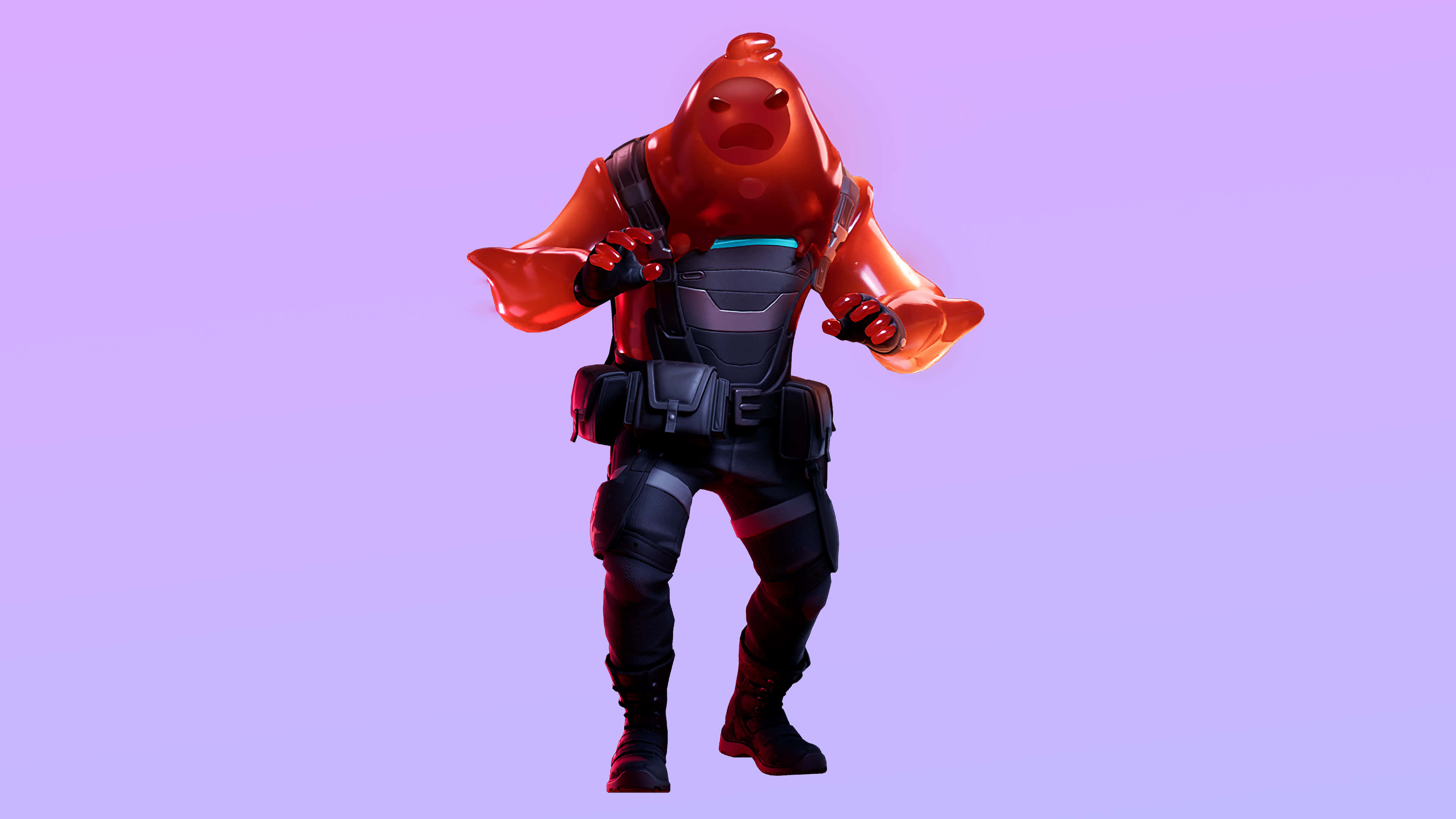 fortnite slurp squad set rippley vs sludge variant 2 skin outfit uhd 4k wallpaper