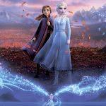 frozen 2 elsa and anna poster uhd 4k wallpaper