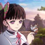 kimetsu no yaiba shinobu kocho butterfly uhd 4k wallpaper