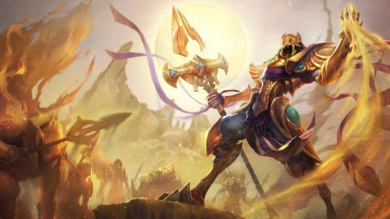 league of legends azir uhd 4k wallpaper